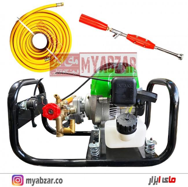 سمپاش پرتابل زنبه ای بنزینی  SH.CO EU43