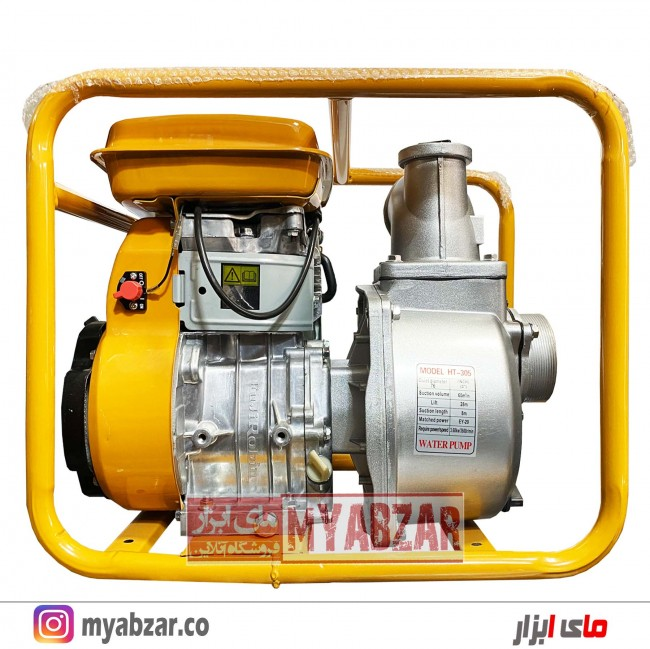 موتور پمپ روبین چینی 2 اینچ مدل ROBIN HT-205