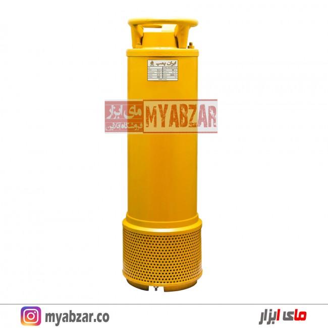 کفکش ایران پمپ 60 متری 3 اینچ 3 فاز