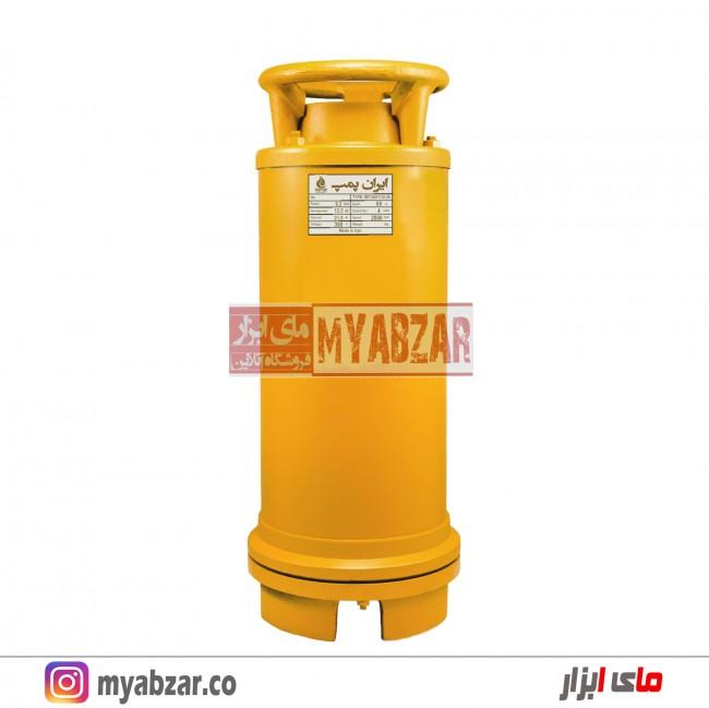 لجنکش ایران پمپ 20 متری 4 اینچ 3 فاز