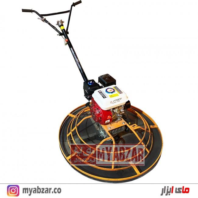 ماله پروانه ای با موتور طرح هوندا GX200