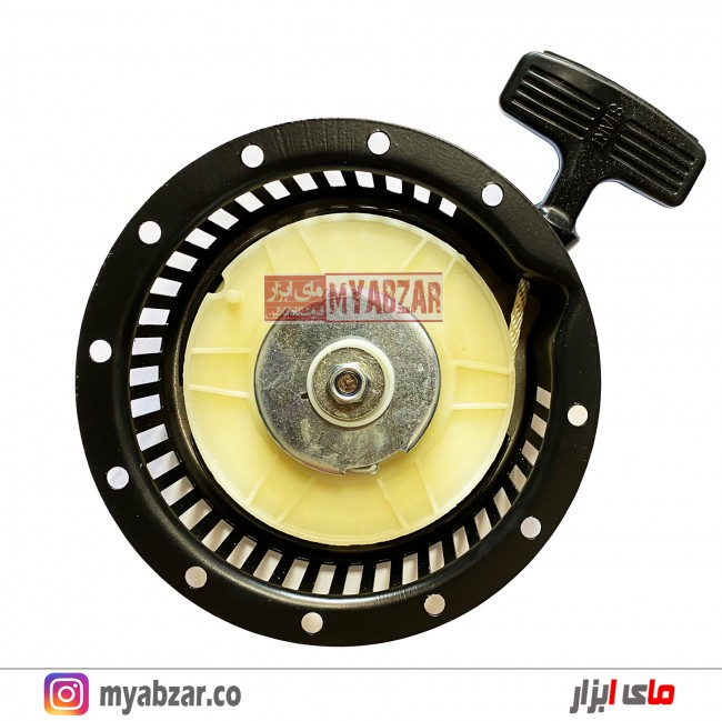 هندل موتور دیزلی کاما 178 | هندل کلتیواتور و تیلر 7 اسب