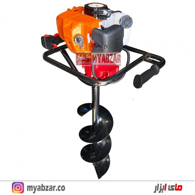 چاله کن بنزینی پویا مدل POUYA PU520
