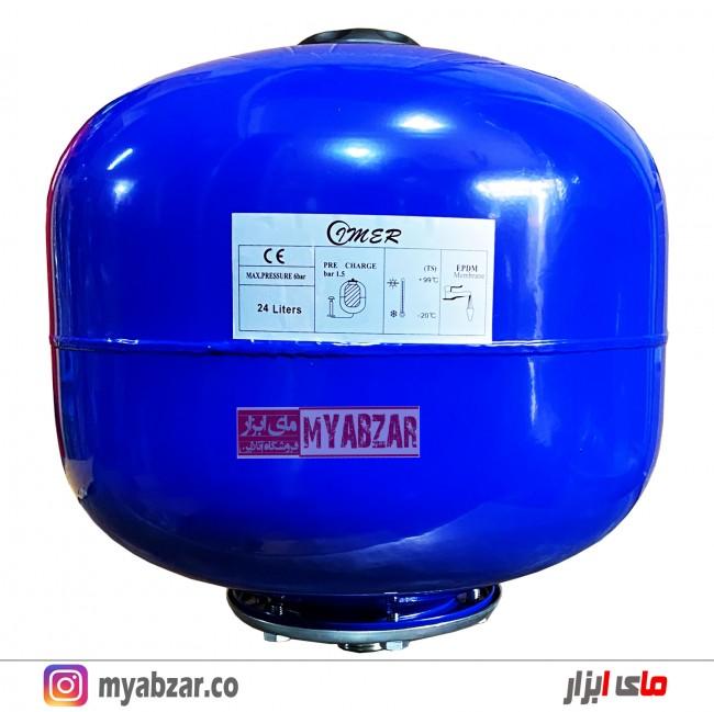 مخزن تحت فشار 24 لیتری ایمر IMER