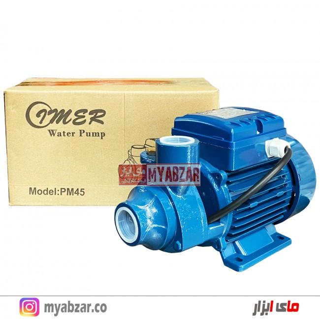 الکتروپمپ ایمر مدل IMER PM45