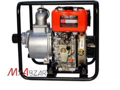 موتور پمپ دیزلی 2 اینچ کاما KDP20 KAMA