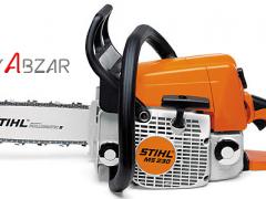اره موتوری اشتیل مدل   STIHL MS170