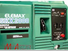 موتور برق سایلنت هوندا المکس مدل SHX2000