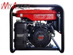موتور برق سایلنت هوندا المکس مدل SHX1000