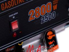 موتور برق 2.8 کیلو وات دوو مدل GD 3500