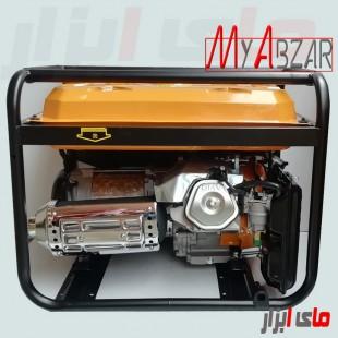 موتور برق 6.5 کیلووات یاماها مدل YAMAHA YM-8000