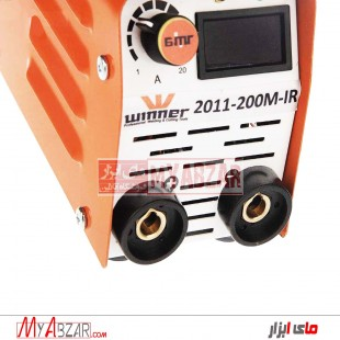 دستگاه جوش 200 آمپر وینر مدلLIGHT-2011-200M