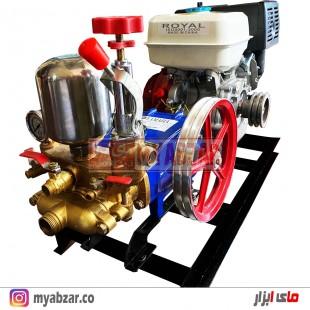 موتور پمپ و سمپاش زنبه ای هوندا 13 اسب با پمپ 60 بار یاماها