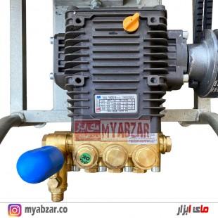 کارواش صنعتی بنزینی 200 بار برتولینی ایتالیا