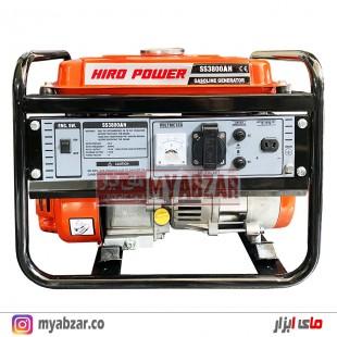 موتور برق 1500 وات هیروپاور مدل HIRO POWER SS3800AN
