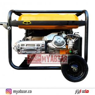 موتور برق دیاموند 5.5 کیلووات مدل SUPER DIAMOND LT-6500EN-5