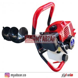 چاله کن موتوری یاماها مدل YAMAHA YM520