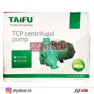 الکتروپمپ یک اسب بشقابی تایفو مدل TAIFU TCP158