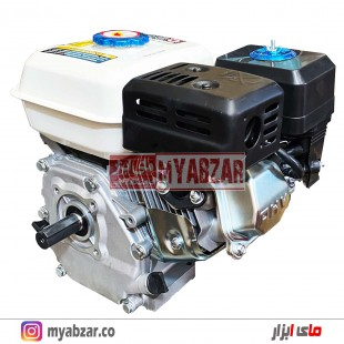 موتور تک بنزینی مورنا 6.5 اسب طرح هوندا