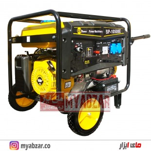 موتور برق 7.5 کیلووات سان پاور مدل SP-10500E
