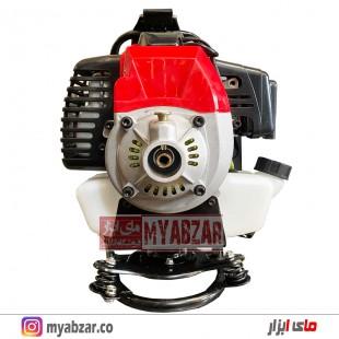علف تراش و یونجه بر پشتی یاماها مدل YAMAHA-YM430