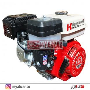 موتور بنزینی کاوازاکی تایلندی 6.5 اسب مدل KWM6.5