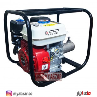 موتور ویبراتور بنزینی هوندا طرح 6.5 اسب مدل GX200