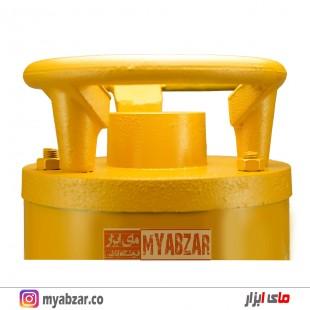 کفکش ایران پمپ 72 متری 2 اینچ 3 فاز
