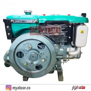 موتور تک سیلندر دیزلی 10 اسب SPC