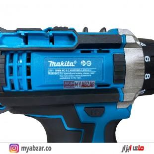 دریل شارژی ماکیتا مدل MAKITA DF330DWE (باتری 21 ولت)