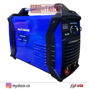 دستگاه جوش 300 آمپر اینورتر ماتادور مدل MATADOR FR-300