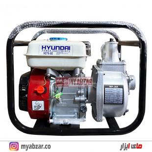 موتور پمپ هیوندای چینی 3 اینچ مدل HYUNDAI H270-GE