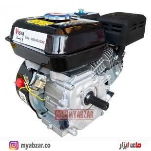 موتور تک بنزینی ویستا 6.5 اسب مدل GX200