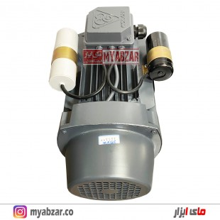 الکتروموتور موتوژن تبریز 3 اسب 2.2 کیلووات 3000 دور تکفاز