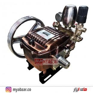 پمپ سمپاش MDK مدل BS-850D با شیر فشارشکن جدید