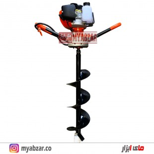 چاله کن بنزینی زاگ مدل ZOG BG-CG52A