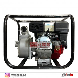 پمپ آب بنزینی طرح هوندا 3 اینچ مدل WP-30