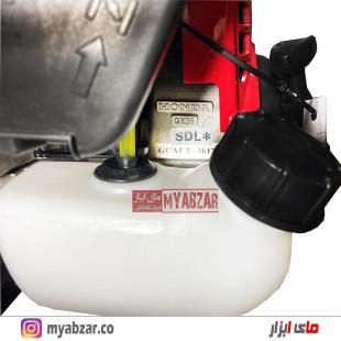 چاله کن موتوری هوندا مدل GX35 اورجینال ژاپن