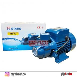 پمپ آب نیم اسب استارس مدل STARS QB60