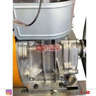 سمپاش زنبه ای روبین EY20 با پمپ کوبله فابریک V60A
