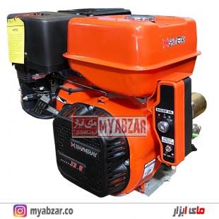 موتور تک بنزینی استارتی شانری 13 اسب مدل SHANERAY GX390