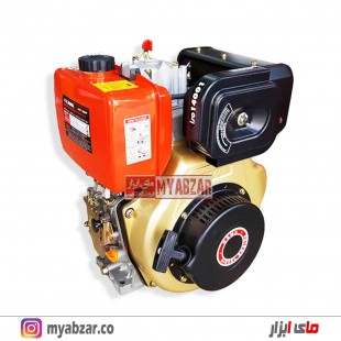 موتور تک دیزلی استارتی کاما مدل KAMA KM186FE