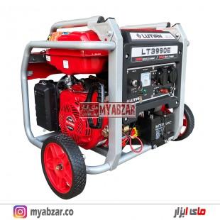 موتور برق لوتیان استارتی 3500 وات مدل LUTIAN LT3990E