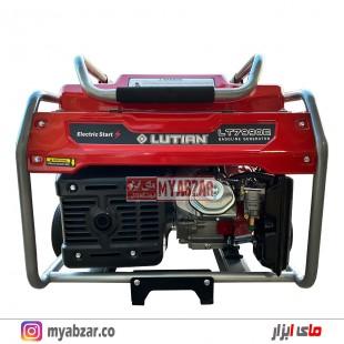 موتور برق لوتیان استارتی 6500 وات مدل LUTIAN LT7990E