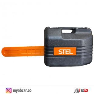 اره زنجیری موتوری استیل STEL با لوازم یدکی