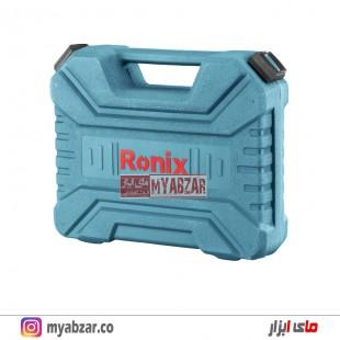 دریل شارژی رونیکس مدل 8014 RONIX(دو عدد باتری)