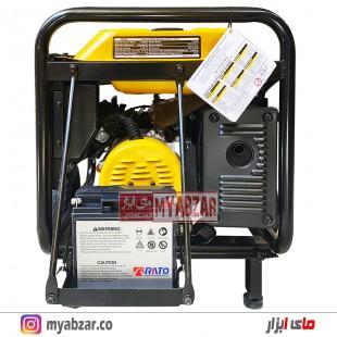 موتور برق راتو 7500 وات مدل +RATO R10500DWHB