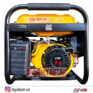 موتور برق یاماها استارتی 3 کیلووات مدل YAMAHA 3900EN-6
