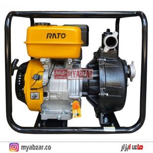 موتور پمپ ارتفاع بالا راتو 2 اینچ 100 متری مدل RT50YB100-7.2Q