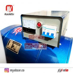 ژنراتور 10 کیلووات تکفاز و سه فاز کایجلی kaijieli generator